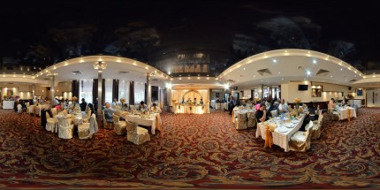 An elegant wedding at Central Hotel Forum
