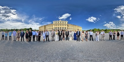 Dream wedding in Vienna